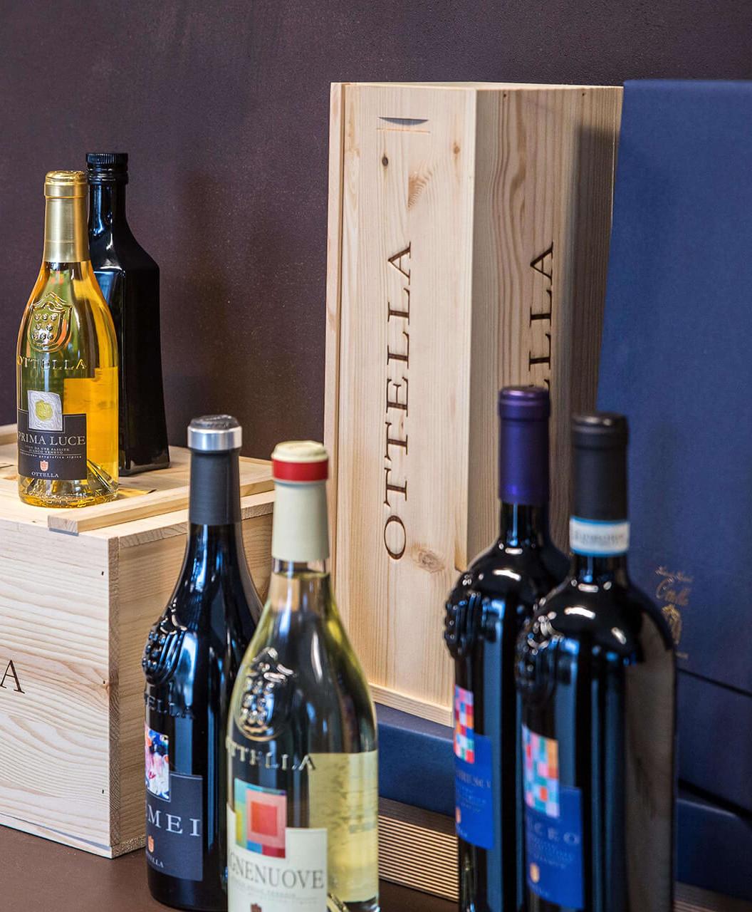 Wijnen uit Lugana - Ottella Wijnmakerij