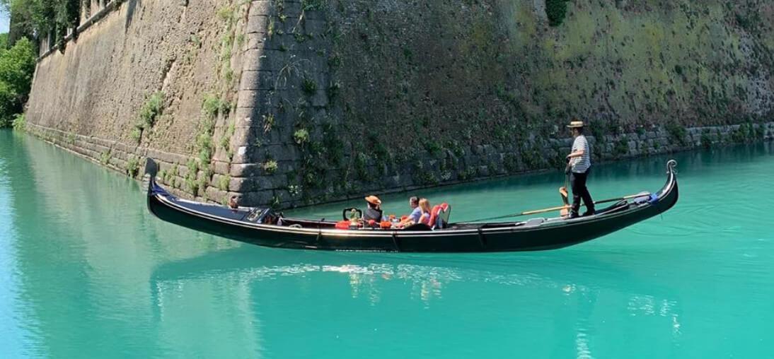 Peschiera - Gondola tour