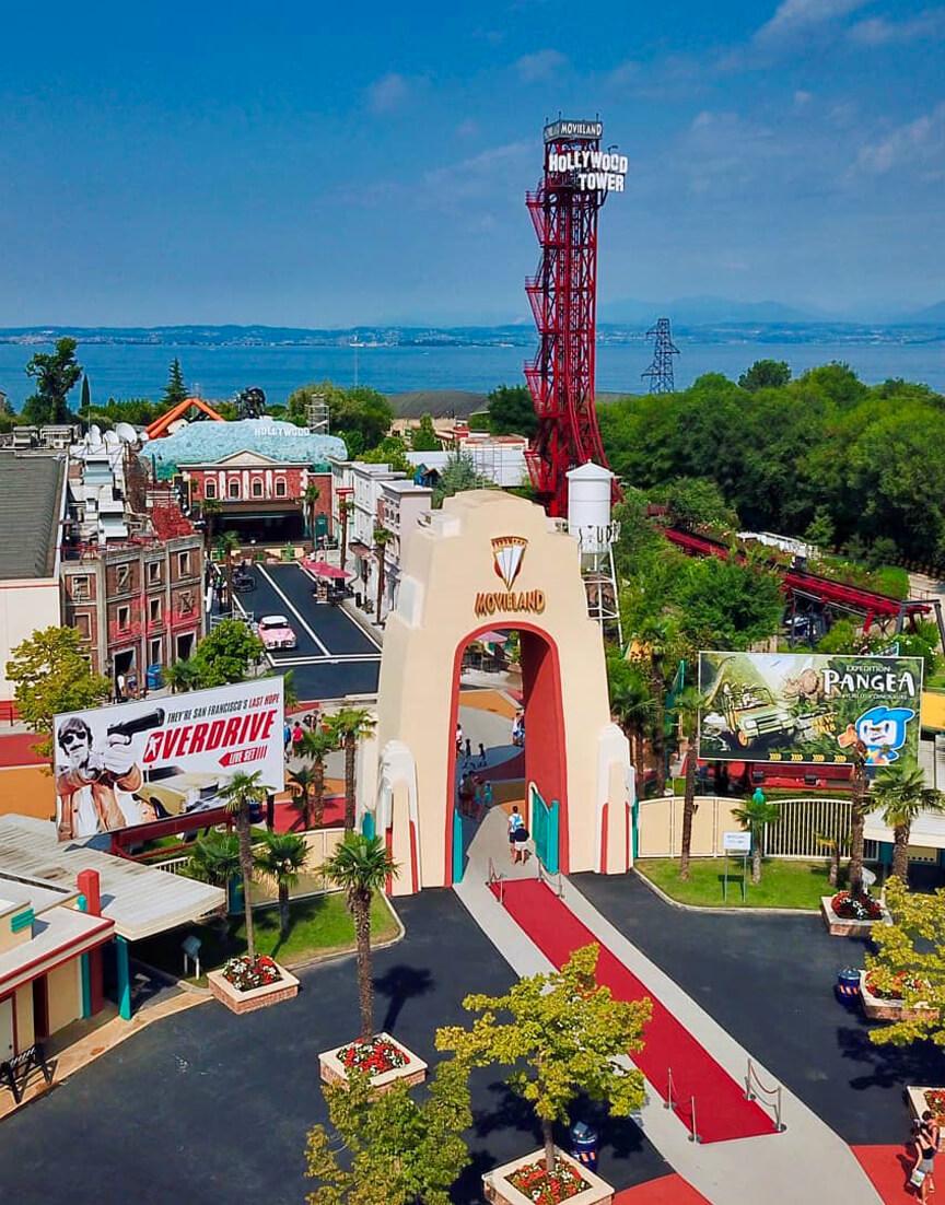 biglietti Movieland - il parco di Hollywood