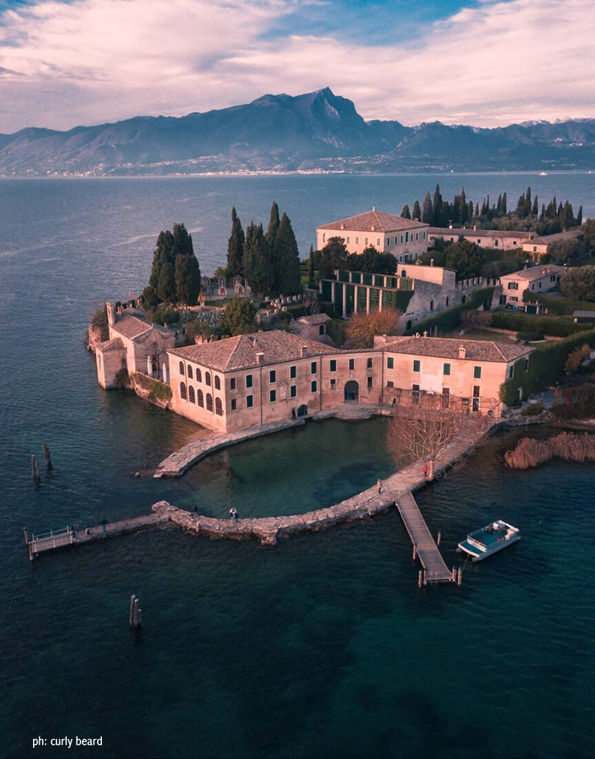 Tour in barca SOUTH GARDA LAKE TOUR